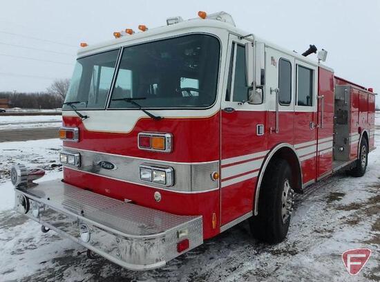 1991 Pierce Fire/Pumper Truck