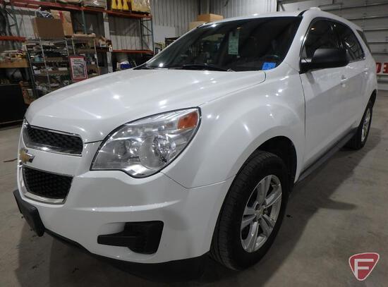 2015 Chevrolet Equinox Multipurpose Vehicle (MPV)