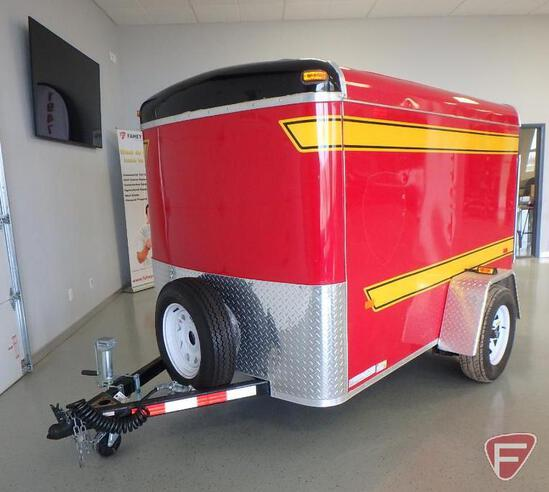 2008 Forest River Haulin Enclosed Trailer