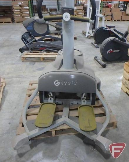 Gsycle fitness botics step exercise machine