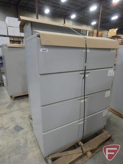 4-Drawer and 5-drawer filing cabinets