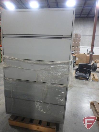 5-Drawer filing cabinet