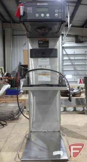 Bunn ITCB infusion series coffee/tea brewer