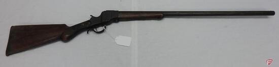 Hopkins & Allen 12 gauge falling block shotgun