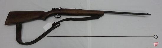 Winchester Model 67 .22S/L/LR bolt action rifle
