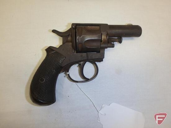 British Bulldog revolver