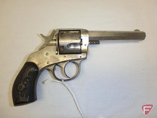 Harrington & Richardson The American .44 caliber double action revolver
