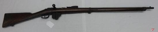 Dutch Beaumont-Vitali M1871/88 11.35x52R bolt action rifle