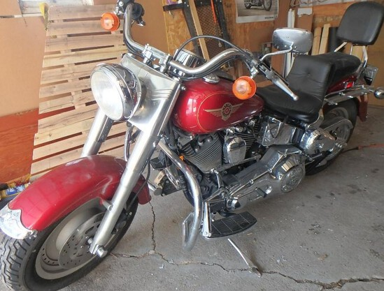 Estate with Harley, Vehicles & More - Winthrop, MN