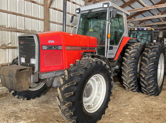 Line of Exceptional Farm Equipment - Watertown, MN
