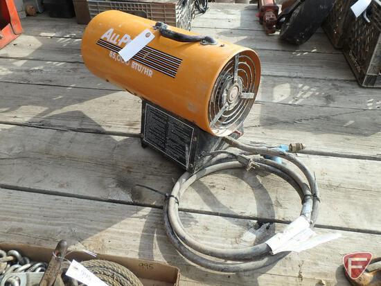 All-Pro 85000btu LP heater
