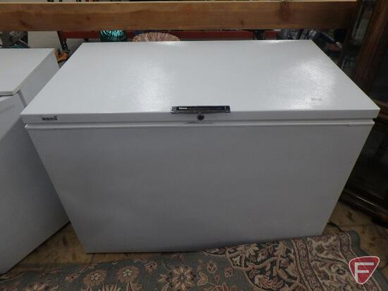 Gibson freezer, heavy duty commercial