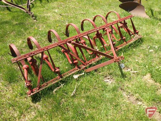"Rear cultivator,3 pt, category 1, 86""W"