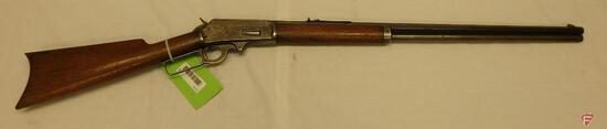 Marlin 1893 .38-55 lever action rifle