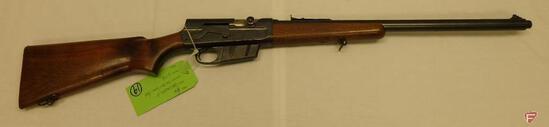 Remington Woodsmaster 81 .300 Sav semi-automatic rifle