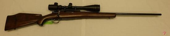 Sporterized Mauser 98 bolt action rifle