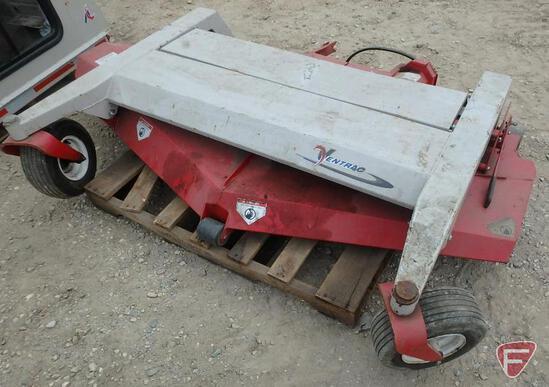 """Finishing mower deck HM720, 72"""" cut (fits Ventrac Lot 1632)"""