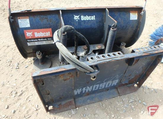 """Bobcat 48"""" utility blade quick tach model 48 utility blade"""