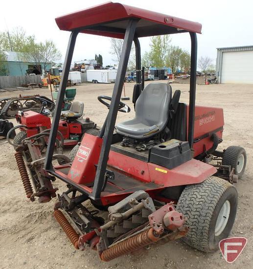 Toro 5400D Reelmaster fairway mower, sn 03543-210000231