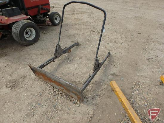 Sand Pro blade