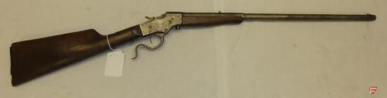 J. Stevens Model 44 Ideal .22LR rolling block single shot rifle