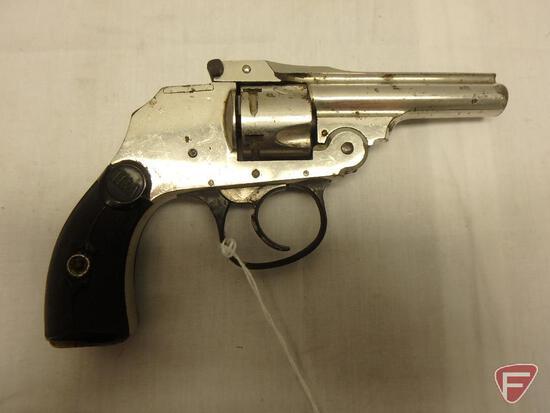 Hopkins & Allen Forehand Model 1901 .32 double action revolver