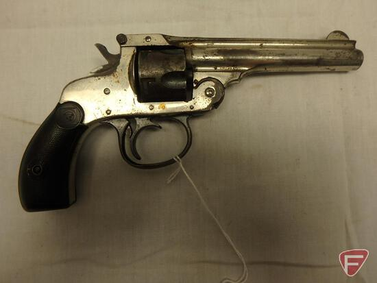 Harrington & Richardson top break .32 S&W single action revolver