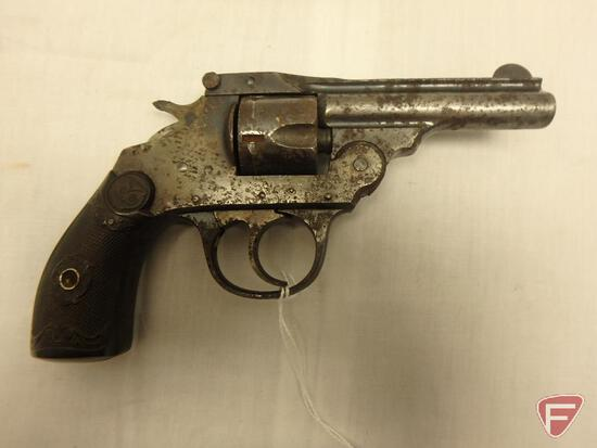 Iver Johnson .32 double action revolver