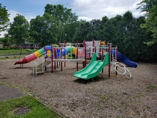 Playground System by Game Time in Robbinsdale, MN