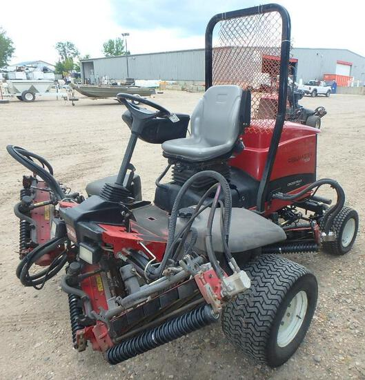 Fall 2020 Commercial Turf & Golf Course Equipment
