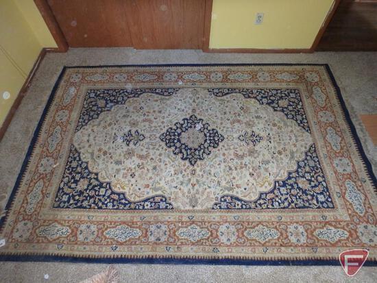 """Area rug, 108"""" x 72"""", throw rug, 36"""""""
