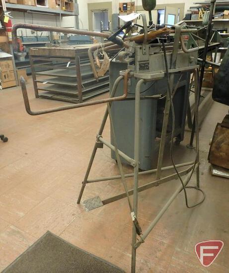 Duro Dyne BW HILO spot welder, 220v
