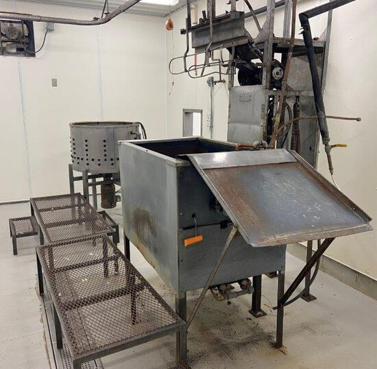 USDA Chicken Processing Equipment - Hector, MN