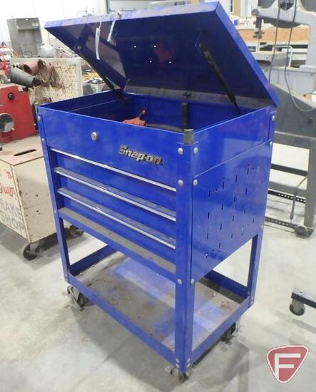 Snap-On roll cart/tool chest, model KRSC31PCM