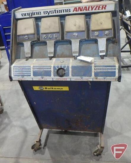 NAPA Balkamp engine system analyzer
