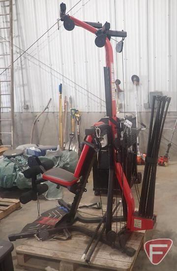 Bowflex PR3000 exercise machine