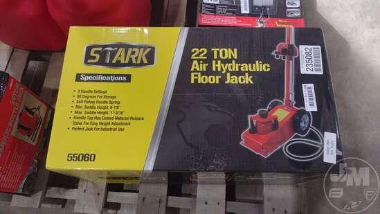 STARK 22 TON AIR HYDRAULIC FLOOR JACK