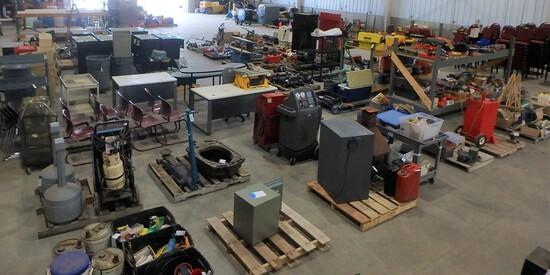 November 2021 Tools & Business Equipment