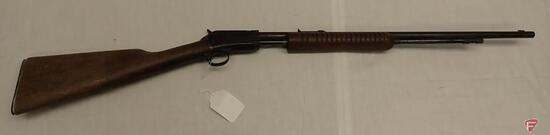 Winchester 62A .22S/L/LR pump action rifle