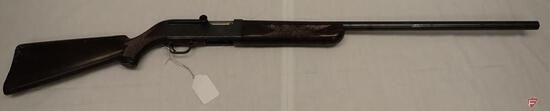 Stevens Model 124 12 gauge bolt action shotgun