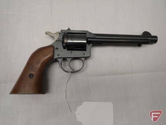 Harrington & Richardson 649 .22LR double action revolver