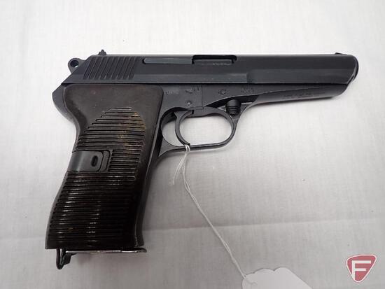CZ 52 7.62 Tok semi-automatic pistol