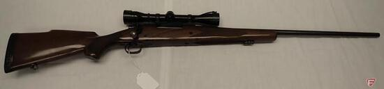 Winchester Model 70 7mm Rem Mag bolt action rifle