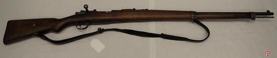 Ankara Turkish Mauser 1938 8mm bolt action rifle
