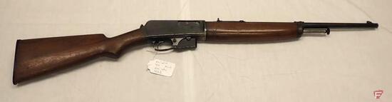 Winchester 1910 .401 SL semi automatic rifle
