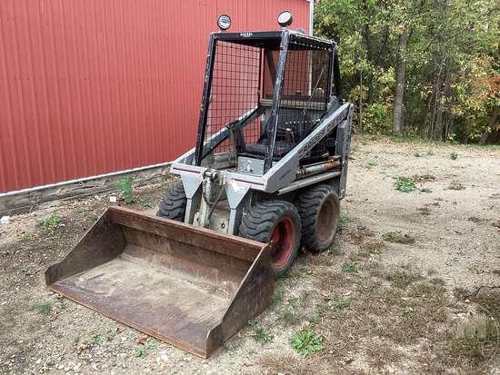 RAIDER DIESEL Y3345 SKID STEER CAB