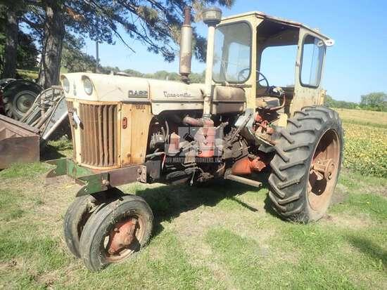 1958 CASE 800 SN: 8140973