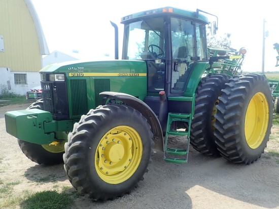 Francis Burch Retirement Farm Auction -Glencoe, MN