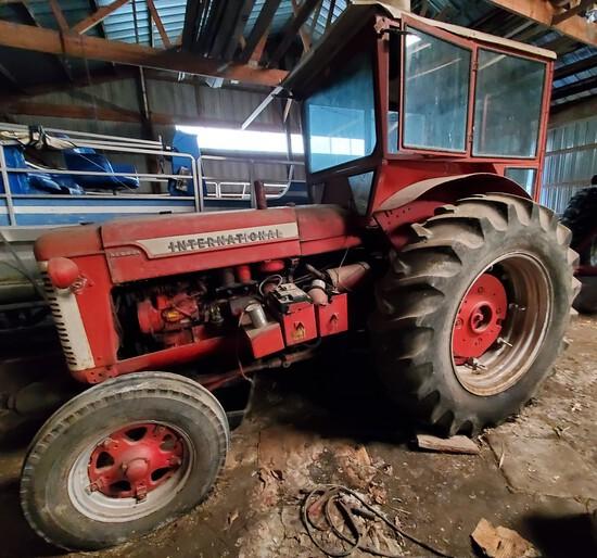 Sylvester Morschen Farm Estate Auction-Cologne, MN