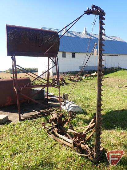 7' MOUNTED SICKLE MOWER